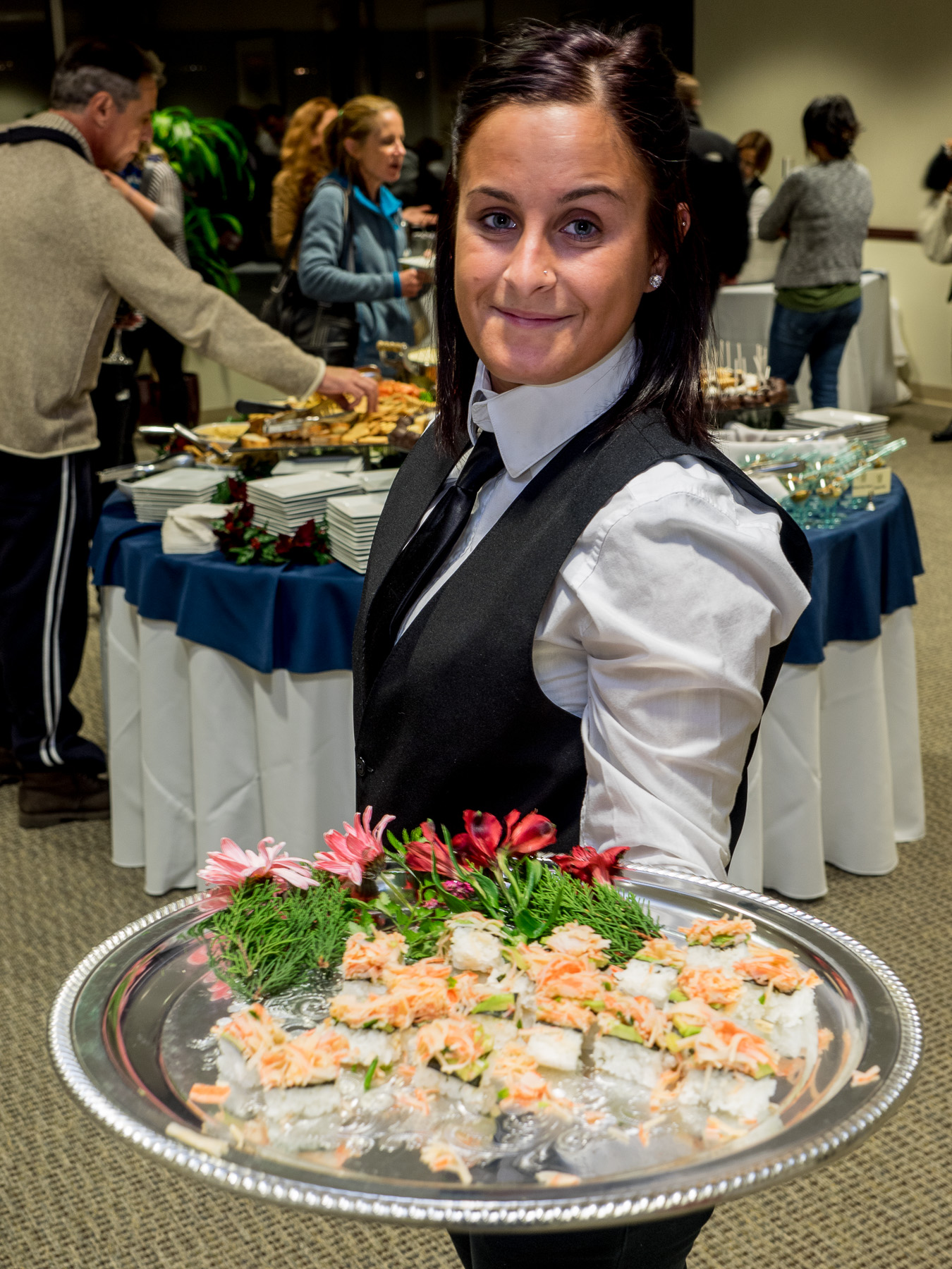 Full Service Catering Corporate Image Dining Services